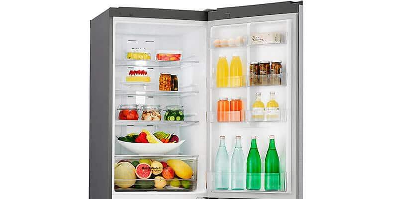 Холодильная камера LG GA-B429 SMQZ
