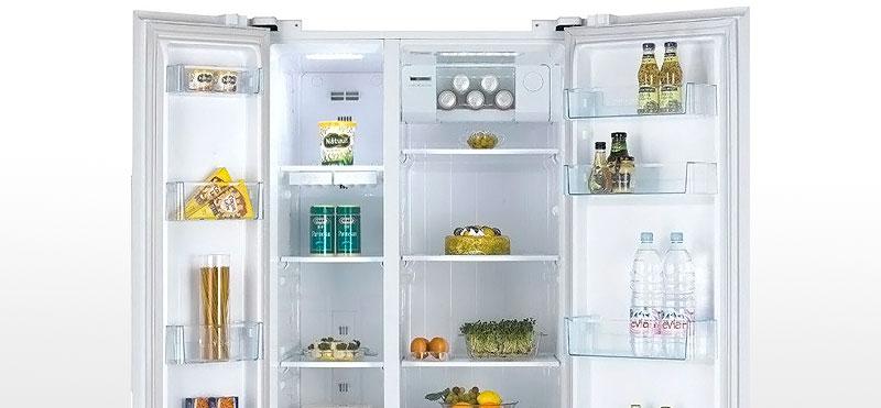 Холодильная камера Daewoo Electronics FRN-X22B5CW