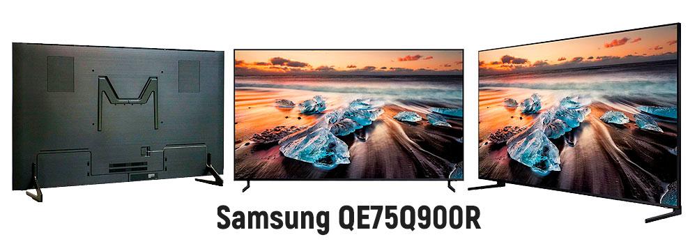 8К телевизор Samsung QE75Q900R