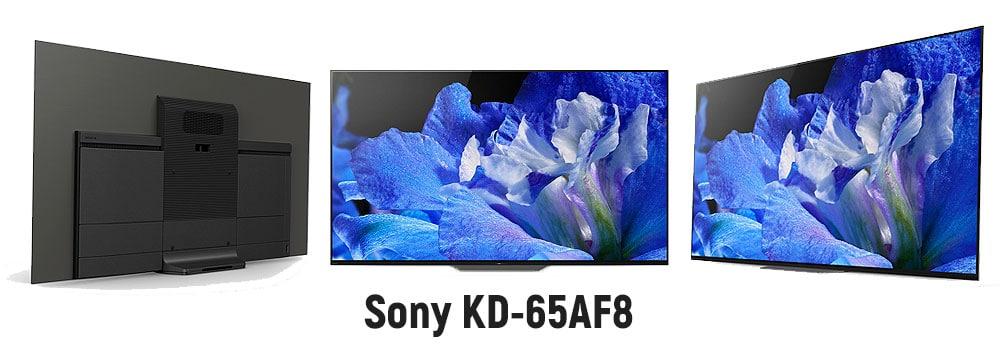 Телевизор премиум класса Sony KD-65AF8