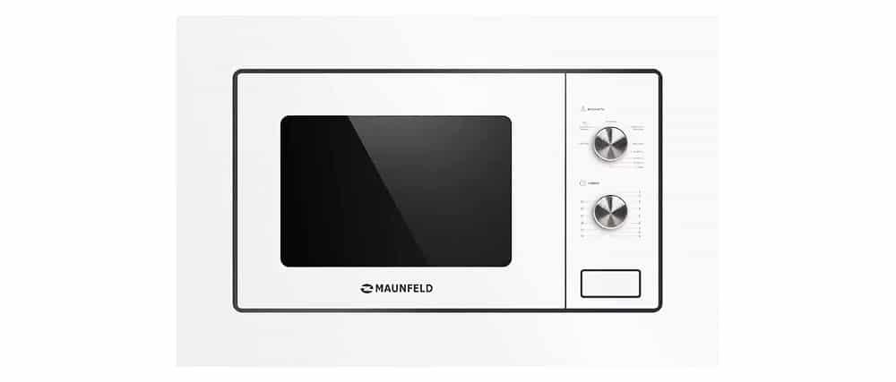 Встраиваемая микроволновая печь MAUNFELD MBMO.20.2PGW