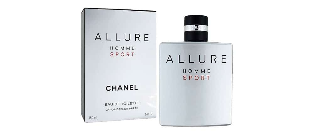 Аромат для мужчин Allure Homme Sport Chanel