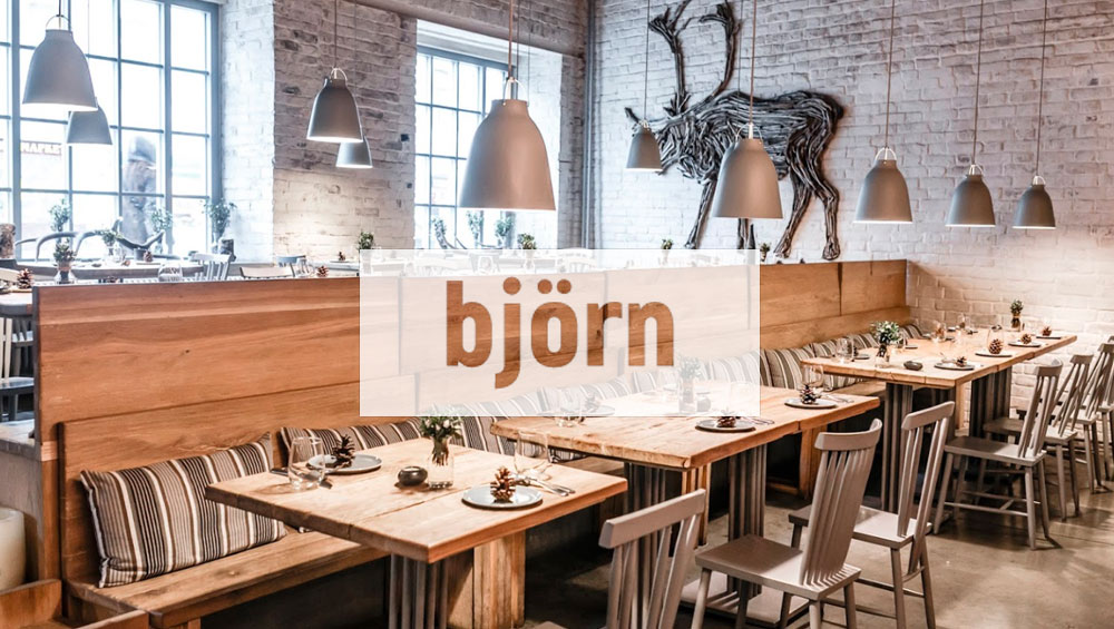 Björn — Ресторан северной кухни