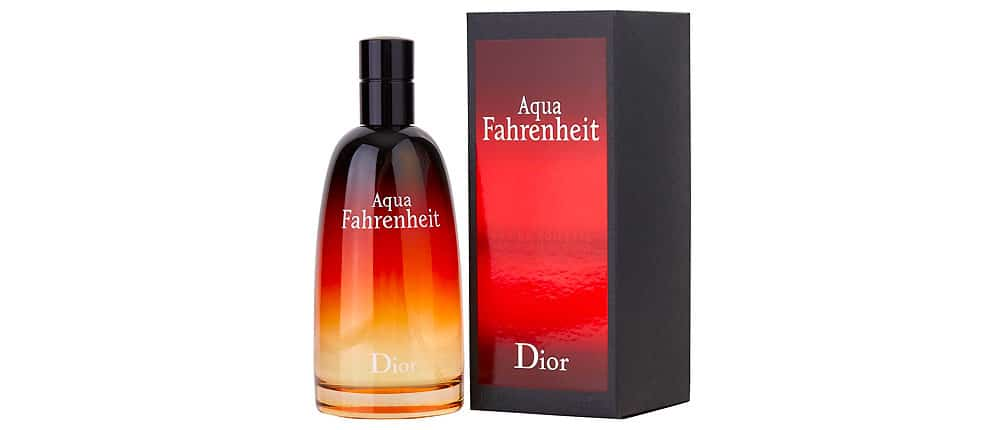 Fahrenheit Christian Dior аромат для мужчин