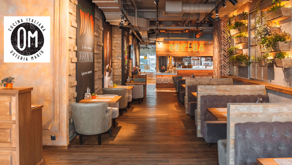 Osteria Mario – Домашний итальянский ресторан