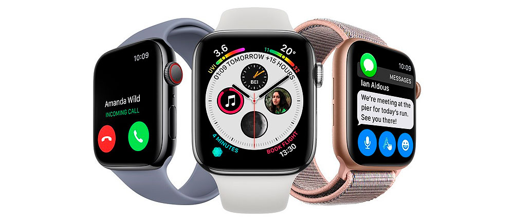 Смарт часы Apple Watch Series 4