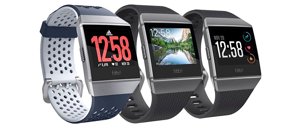 Умные смарт часы Fitbit Ionic