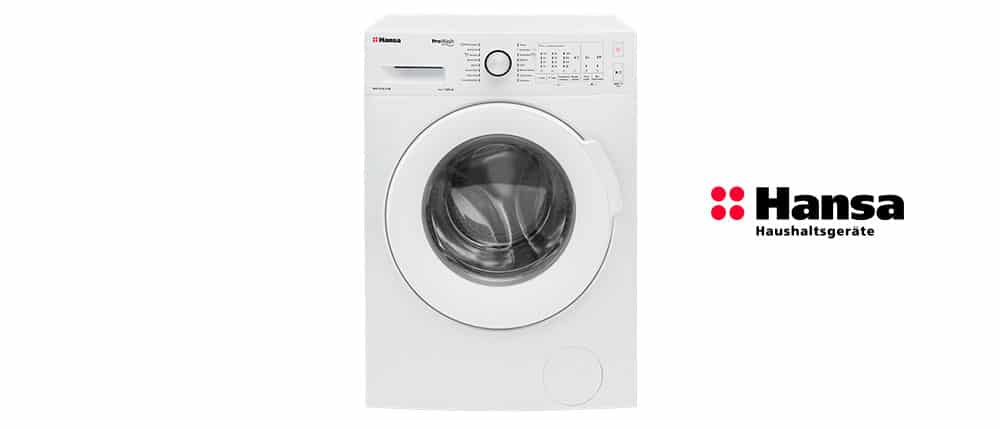 Недорогая стиральная машина Hansa WHP6100D1W