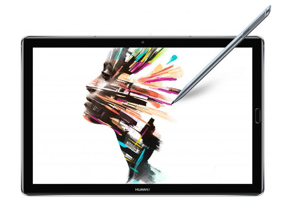 Недорогой планшет Huawei MediaPad M5 Lite 10