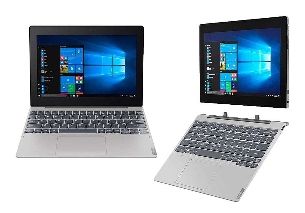 Lenovo IdeaPad D330 N5000 планшет c клавиатурой