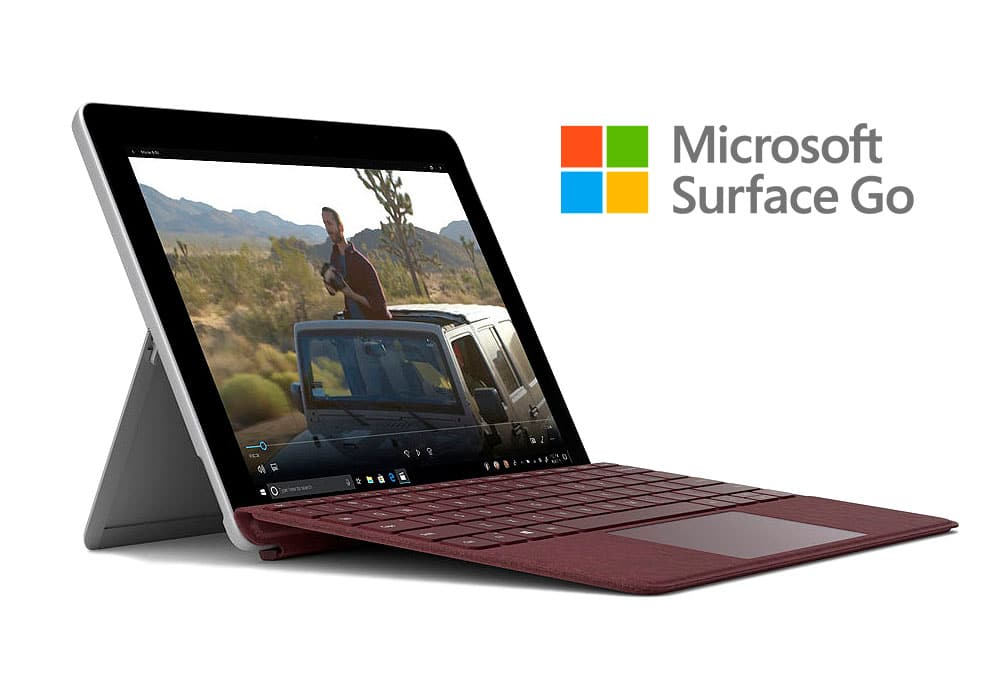 Планшет MICROSOFT SURFACE GO