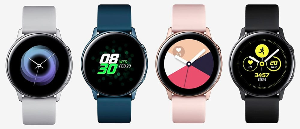 Смарт часы Samsung Galaxy Watch Active