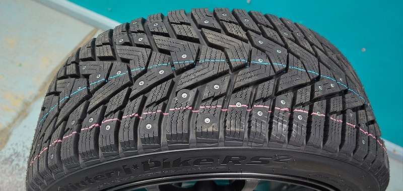Внешний вид HANKOOK TIRE WINTER I*PIKE RS2 W429