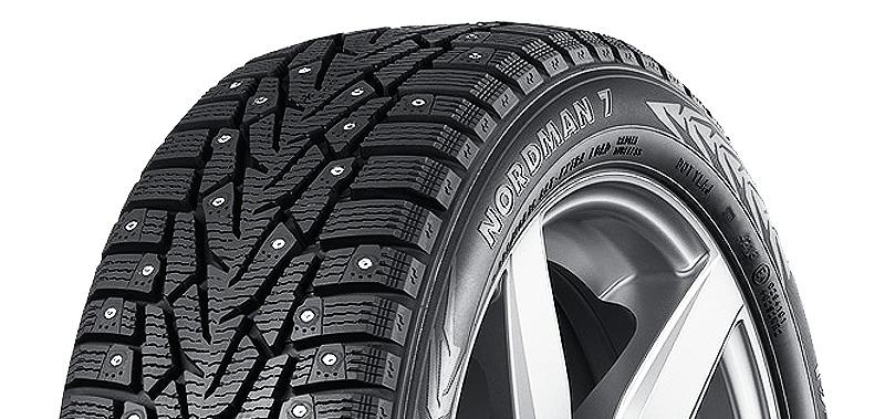 Внешний вид шин Nokian Tyres Nordman 7